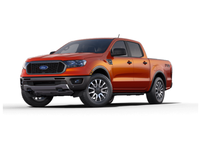 New 2019 Ford Ranger XLT Truck 1FTER4FHXKLA20340 for sale near Rock Springs, WY